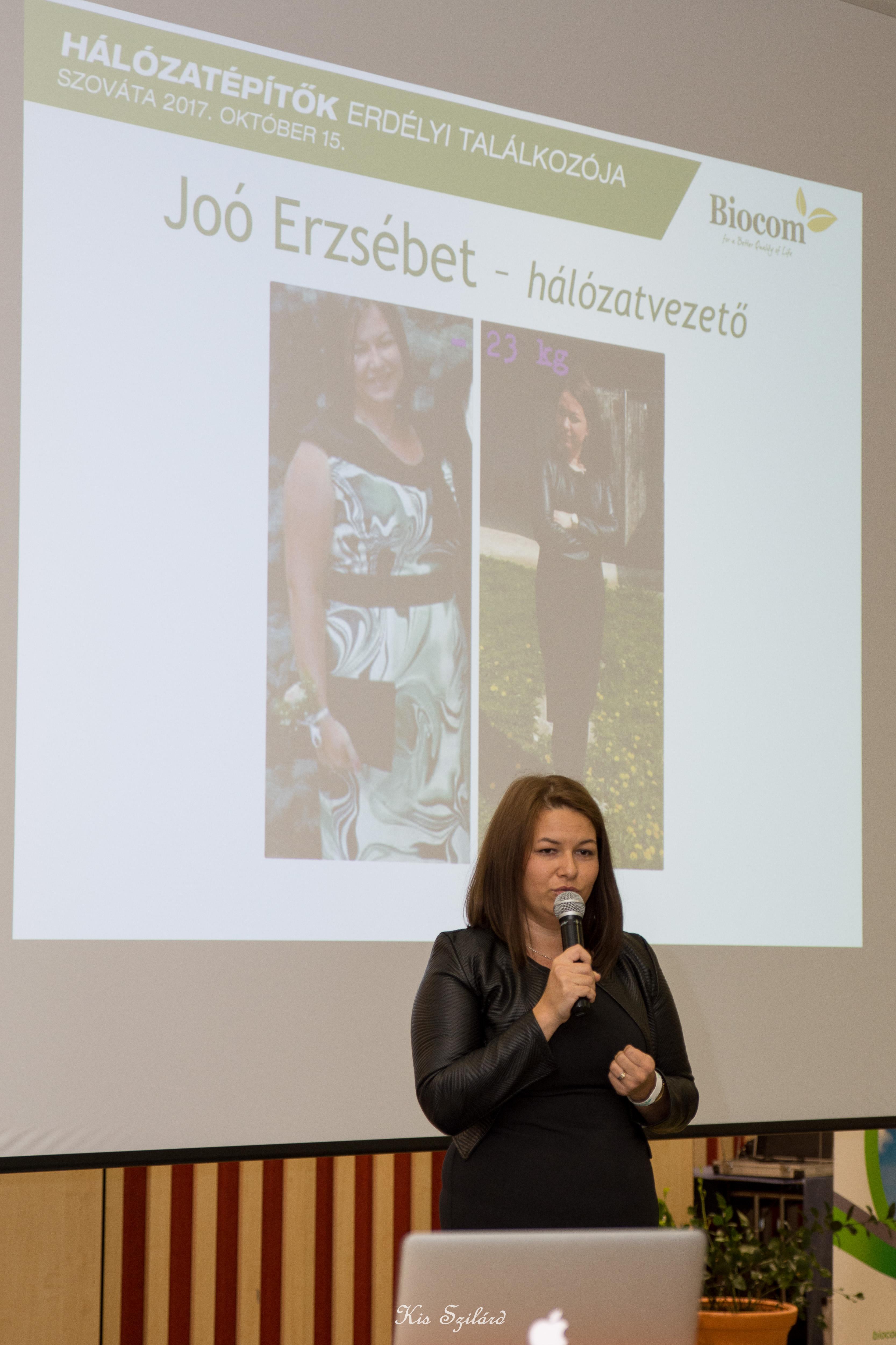"""Joó Erzsébet, a Hermann csapat új vezetője a Sinka-Gyuris-ágon """"szokássá"""" vált """"elvárásról"""" beszélt, ugyanis gyakorlatilag három hónap alatt érte el a hálózatvezetői szintet"""