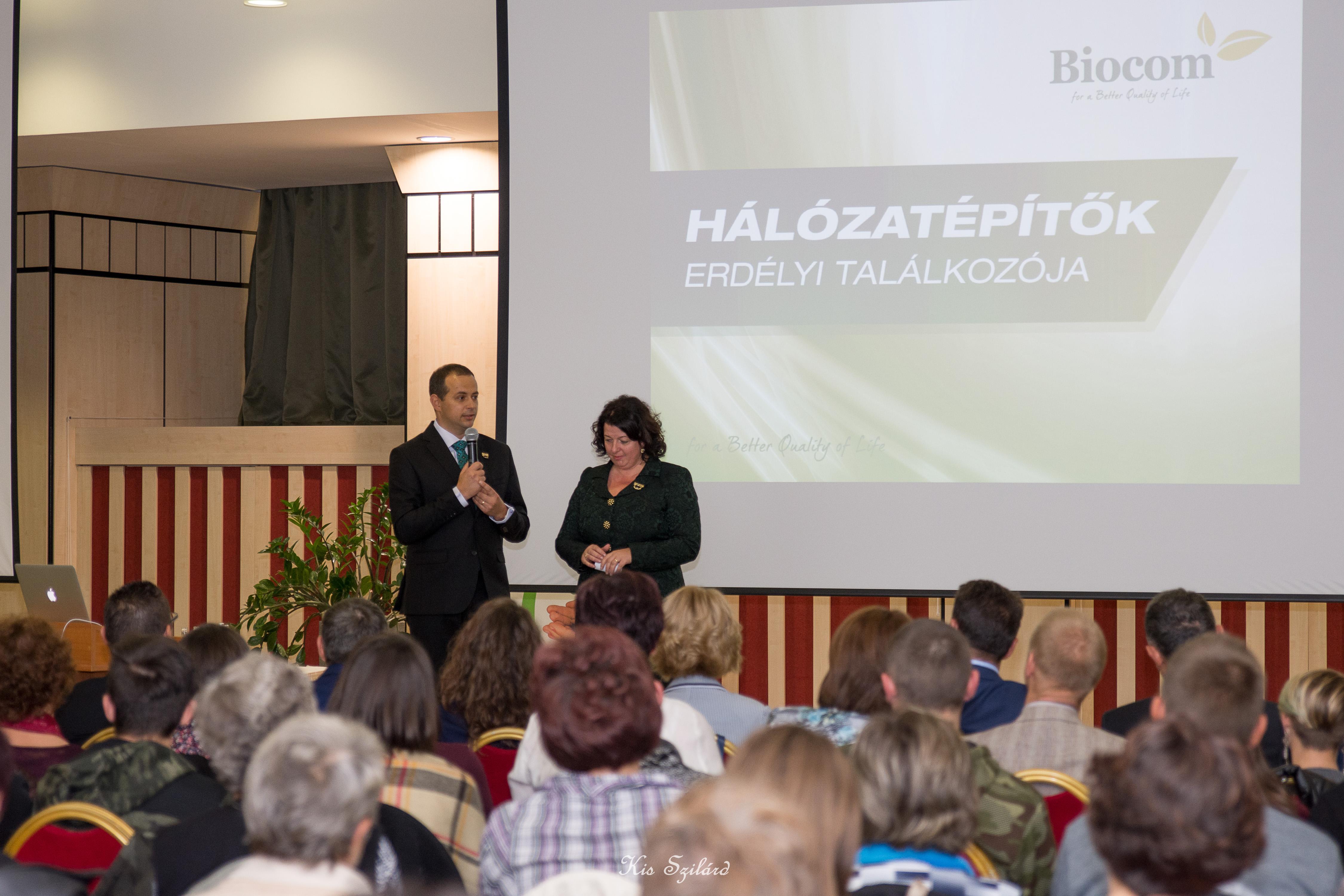 A képzést az erdélyi ág vezetői, Péter Ágnes és Csaba zárták